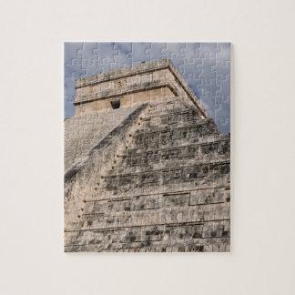 Chichen Itza Mayan Ruin in Mexico Jigsaw Puzzle