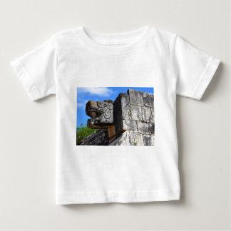 Chichen Itza Mexico Kukulkan Waxaklahun Ubah Kan Baby T-Shirt