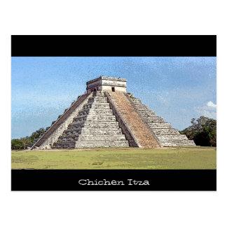 Chichen Itza Postcard