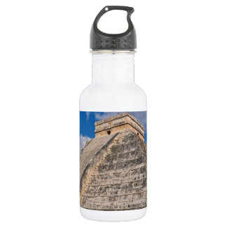 Chichen Itza Ruins in Mexico 532 Ml Water Bottle