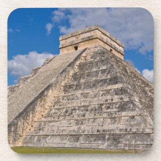 Chichen Itza Ruins in Mexico Coaster