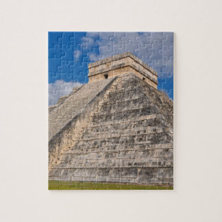 Chichen Itza Ruins in Mexico Jigsaw Puzzle