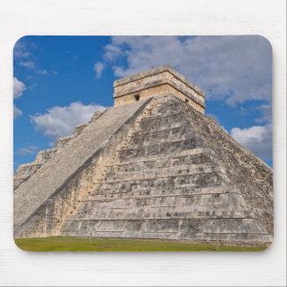 Chichen Itza Ruins in Mexico Mouse Pad