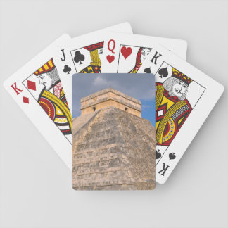 Chichen Itza Ruins in Mexico Playing Cards