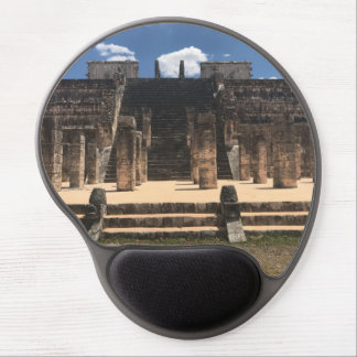 Chichen Itza Temple of the Warriors#2 Gel Mousepad