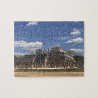 Chichen Itza Temple of the Warriors #4 Puzzle