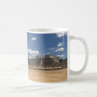 Chichen Itza Temple of the Warriors Mug