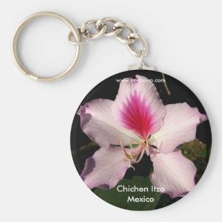 Chichen Itza, Yucatan, Mexico Key Ring
