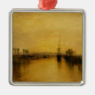 Chichester Canal, c.1829 Metal Ornament