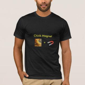 chick1, magnet, Chick Magnet, + T-Shirt