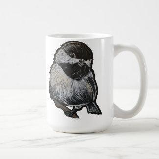Chick-a-dee dee! coffee or tea mug