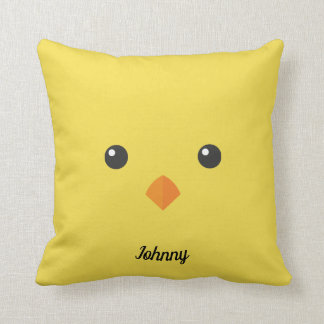 Chick Face Cushion