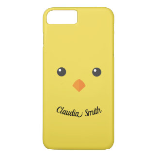 Chick Face iPhone 8 Plus/7 Plus Case