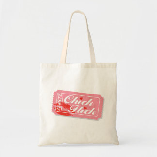 Chick Flick Tote Bags