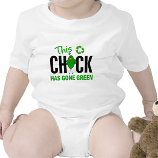 Chick Gone Green 2 Baby Creeper