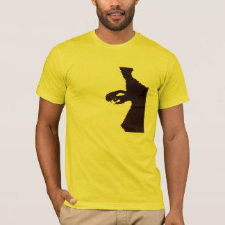 chick graff face T-Shirt