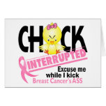 Chick Interrupted 2 Breast Cancer