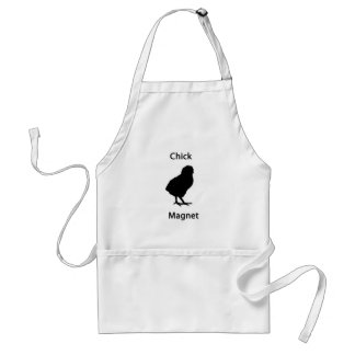 chick magnet aprons