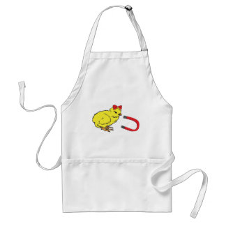 Chick Magnet funny lady s man Apron