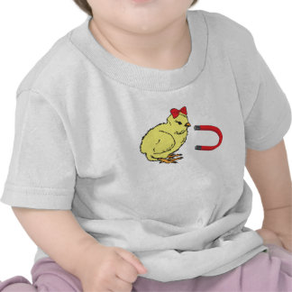 Chick Magnet funny lady's man Shirt