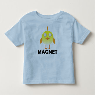 Chick Magnet - Toddler Fine Jersey T-Shirt Toddler T-Shirt