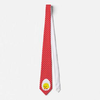 Chick 'n chicks tie