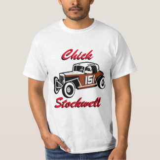 Chick Stockwell Coupe 151 Two-Sided Tee Racearena