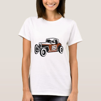 Chick Stockwell Old Time Race Car Racearena T-Shirt