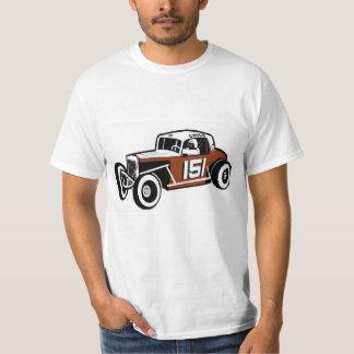 Chick Stockwell Vintage Racecar, Danbury Racearena Tshirt
