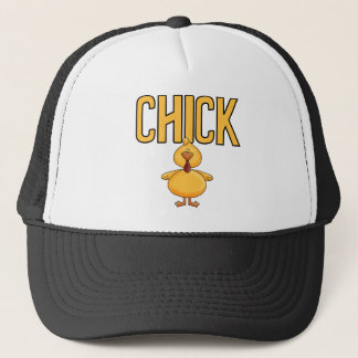 Chick T-shirts and Gifts Trucker Hat