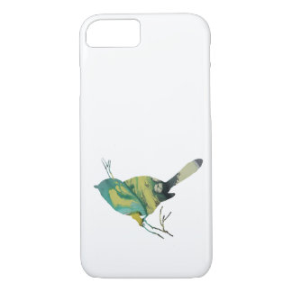Chickadee art iPhone 8/7 case
