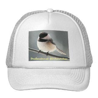 Chickadee Birdwatcher Cap