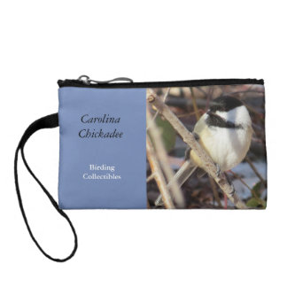 Chickadee Coin Purse