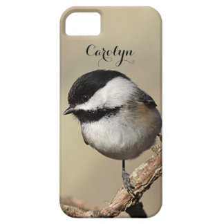 Chickadee iPhone 5 Cover