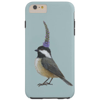 Chickadee iPhone 6 plus, tough case