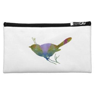 Chickadee Makeup Bag