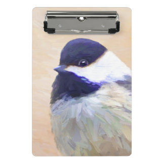 Chickadee Mini Clipboard