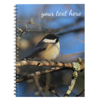 Chickadee Notebooks