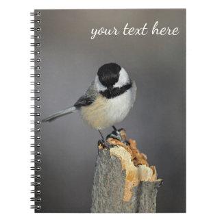 Chickadee Notebooks