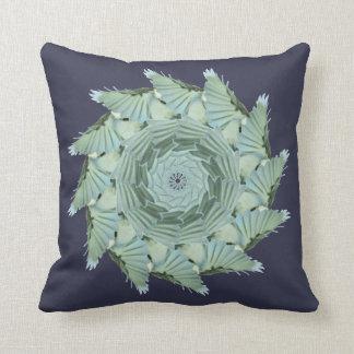 Chickadee Pattern Pillow