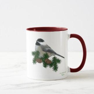 Chickadee (Pine) Mug