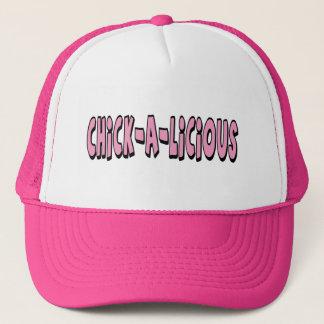 Chickalicious! Trucker Hat