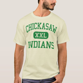 Chickasaw - Indians - Junior - Memphis Tennessee T-Shirt
