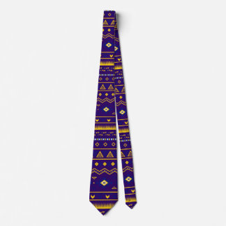 Chickasaw Nation Tie