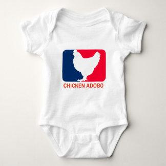 Chicken Adobo.png Baby Bodysuit