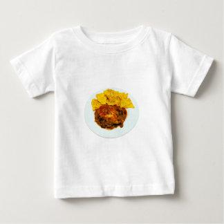 Chicken & Beef Chilli Cheese Nachos Baby T-Shirt