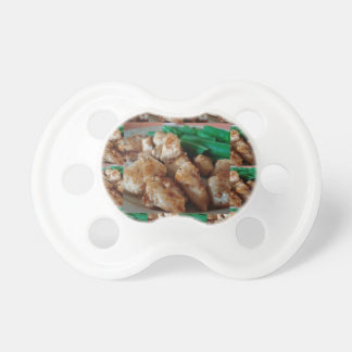 Chicken Chefs American healthy eating food cuisine Pacifier
