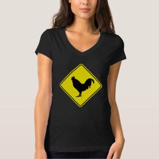 Chicken Crossing Shirt