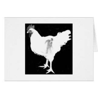 Chicken Dance Card