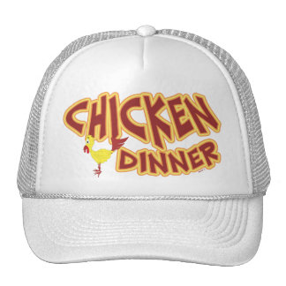 Chicken Dinner Hat